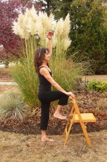 Annette Wertman, Chair Yoga Instructor, Vancouver, BC